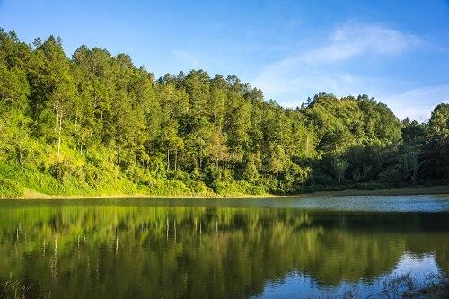 Lake Danum - Sagada, Luzon, Filipijnen