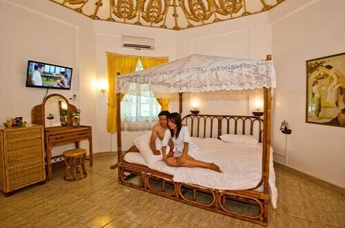 Villa Suite hotel M08 - Puerto Princesa City, Palawan, Filipijnen