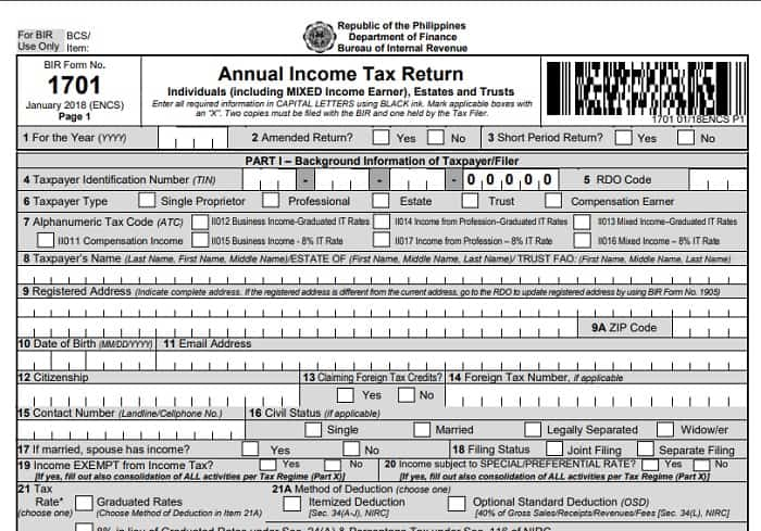 How to File Income Tax Return in the Philippines: A Beginner's Guide