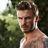 David Beckham and H&M Bodywear Collection