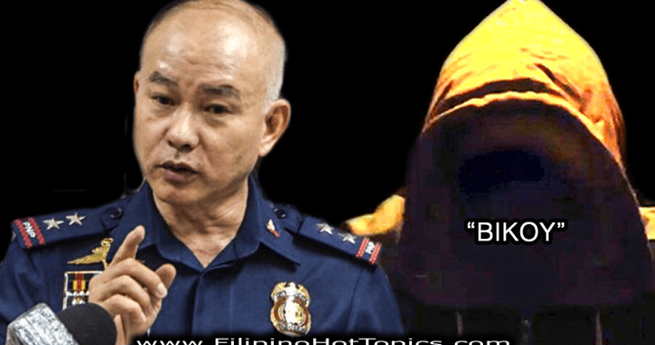 """Bikoy"" and other persons behind the narco-videos may face cyber charges – PNP Chief Albayalde"