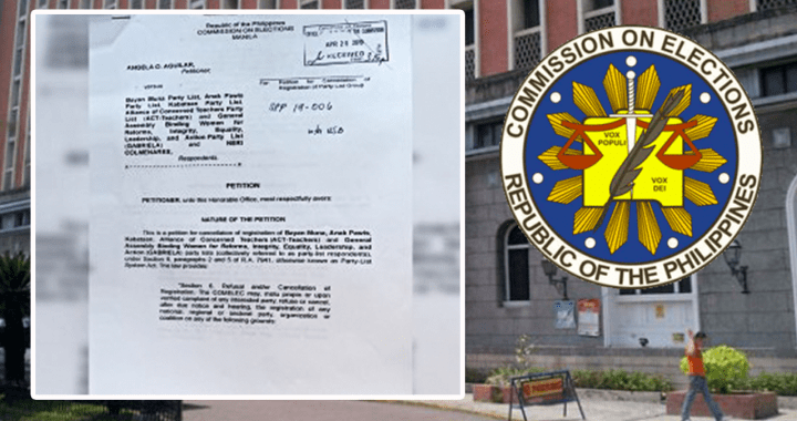 Comelec urged to cancel registration of NPA-linked party-list groups