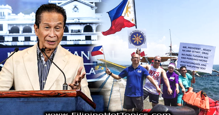 Malacañang: Otso Diretso's jet ski dare is a pure publicity stunt and cheap political propaganda