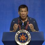 Pres Duterte not worried about losing Kapa members' support