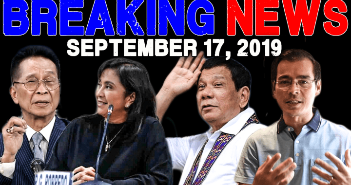 """Sec Panelo binanatan si Robredo, """"they are always finding fault to the language of the President"""""""