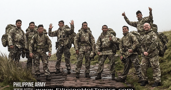 Philippine Army becoming world-class with Cambrian Patrol win