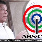 President Duterte asks Congress to act on ABS-CBN franchise