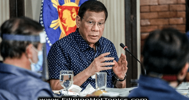 Pres Duterte to study DOST proposal to create a virology institute