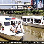 MECQ, Mga health care front-liners,  government workers libre sa Pasig River Ferry