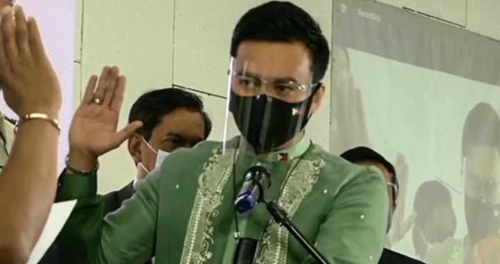 Velasco elected as new House Speaker