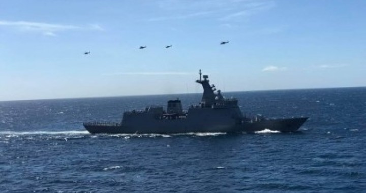 Surface-to-air-missiles for 2 PH frigates delivered