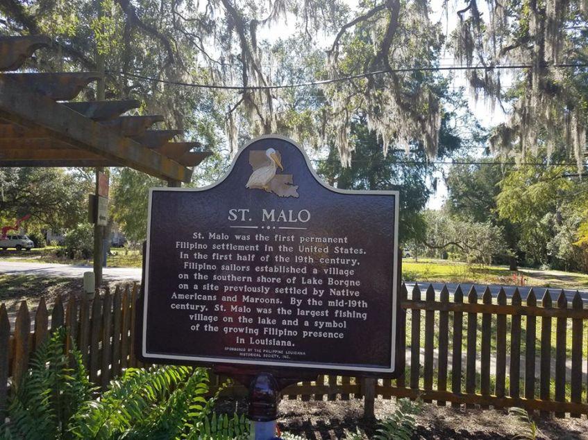 St. Malo Marker