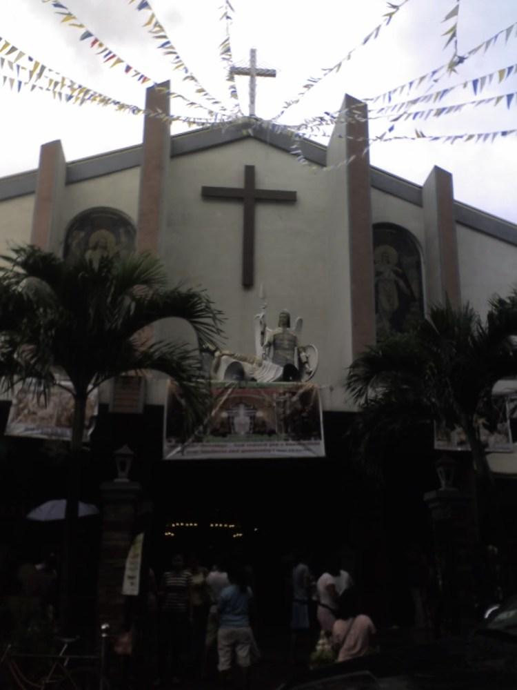 Santuario de Jesús en el Santo Sepulcro (Landayan, San Pedro Tunasán, La Laguna) (1/6)