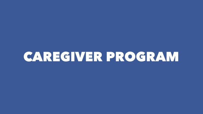 caregiver program