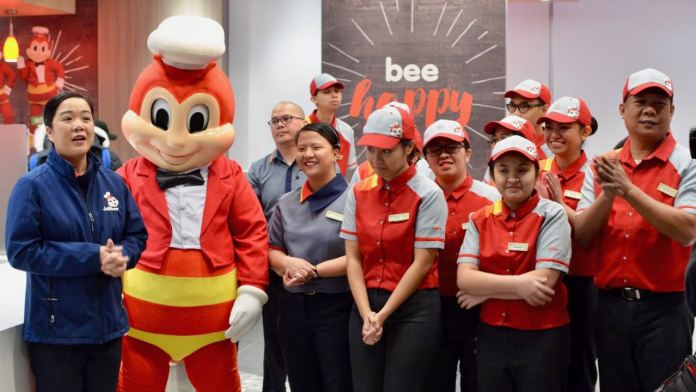 Jollibee Canada menu prices