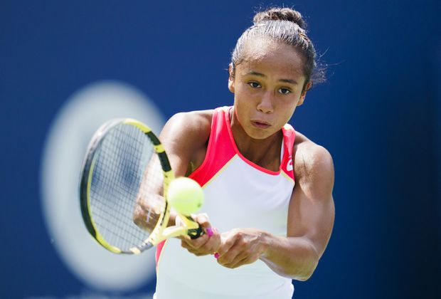 rogers cup debut
