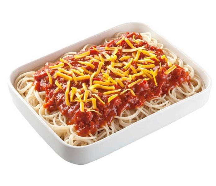 Jolly Spaghetti available at Jollibee