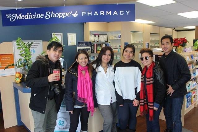 At Medicine Shoppe