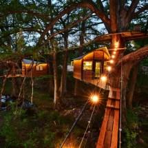 Tree House Hotel Texas