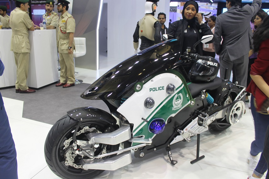 UAE showcases premier innovative projects at Gitex