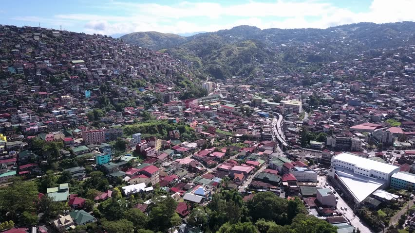 Baguio City, Luzon Island - Living in the Philippines