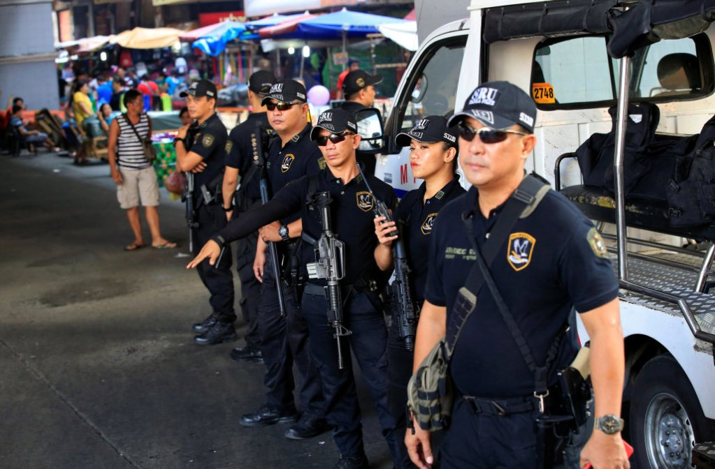 Philippine National Police Special Reaction Unit