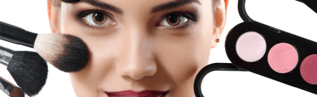 Cosmetics The History - makeup