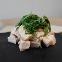 【超オススメ】低温調理した鶏ハムを最強に旨くする方法を見つけた。