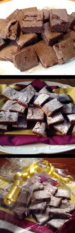 Butterless Brownies