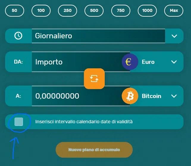 software di rotazione del rubinetto bitcoin