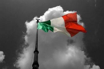 bandiera al vento