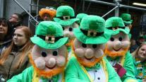 2015 NYC St. Patrick's Day Parade