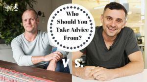 Gary Vaynerchuk vs. Tim Ferriss – Contrasting Ideology