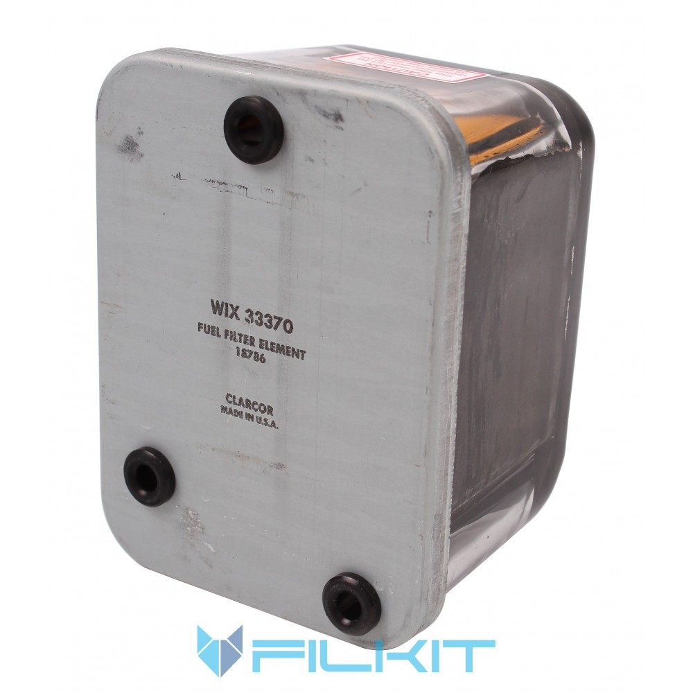 medium resolution of fuel filter 33370 wix