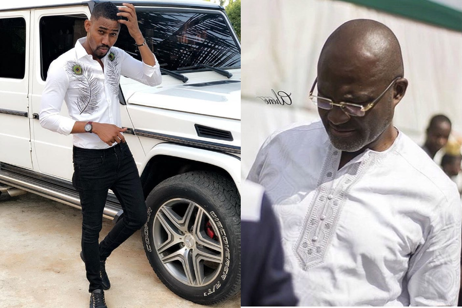 Ibrah One and Kennedy Agyapong
