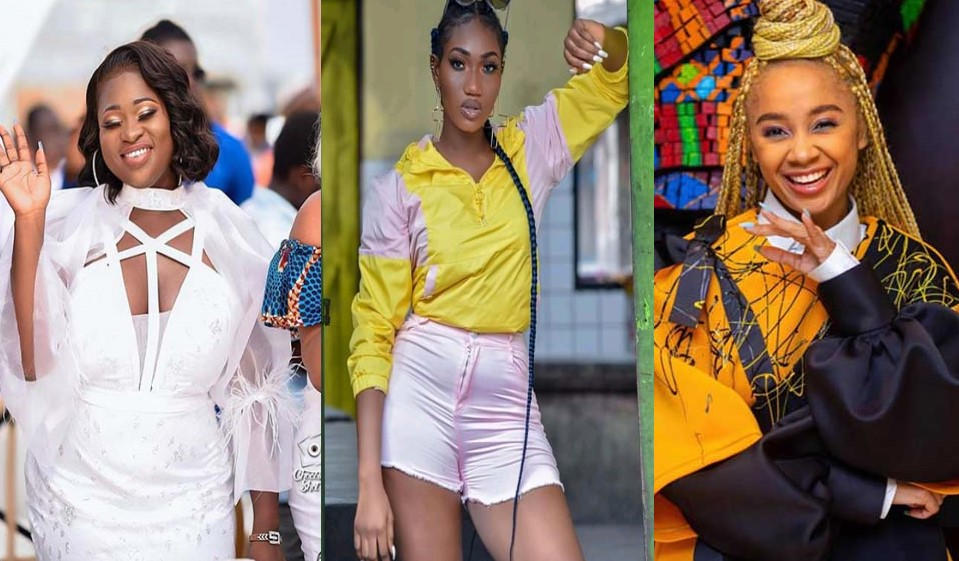 Sista Afia Punches Sister Derby & Wendy Shay