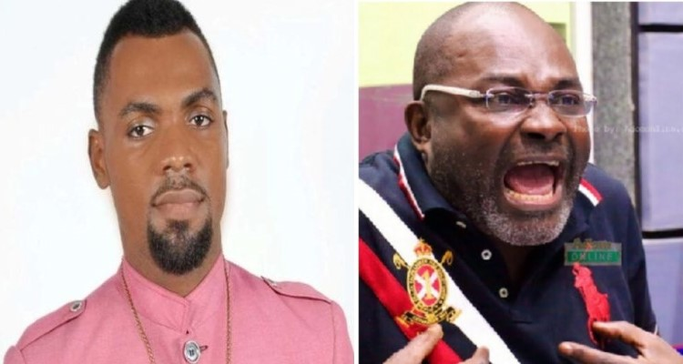 Hot Video: 'Don't Try Your Nonsense On Me' - Rev. Obofour Warns Kennedy Agyapong