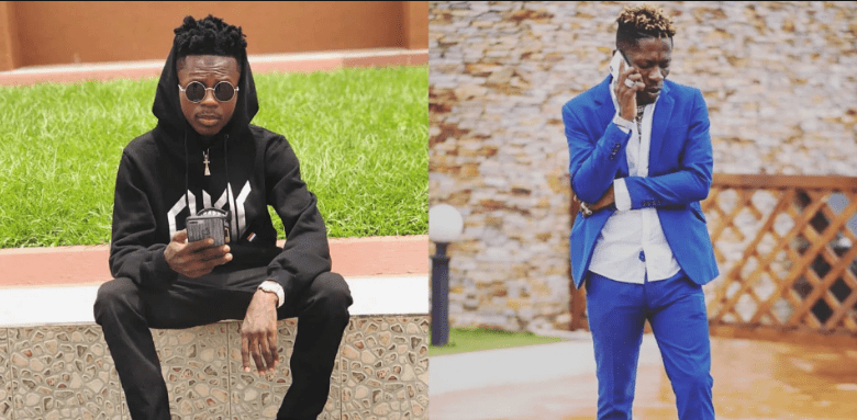 Strongman and Shatta Wale