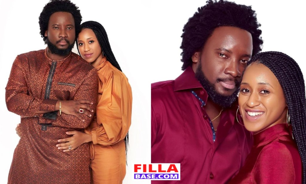 Sonnie Badu and his wife new song