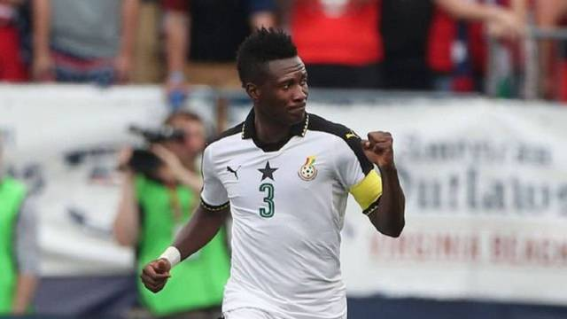 Asamoah Gyan's Golden Shoes: Who Can Fill It?