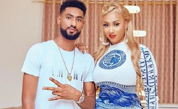 hajia4real and twin brother