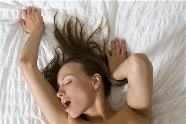 women orgasm