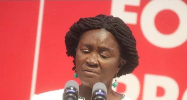 professor Jane Nana Opoku-Agyemang