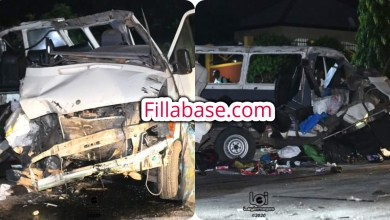8 People Die In A Gory Accident At Kpong On New Year