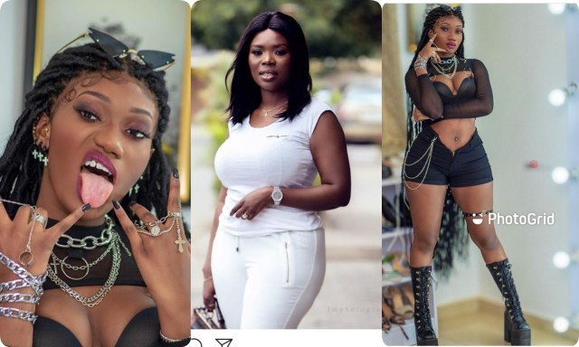 wendy Shay unfollows Delay on Instagram