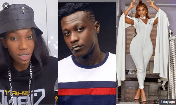 Wendy Shay Rains Curses On Keche Joshua