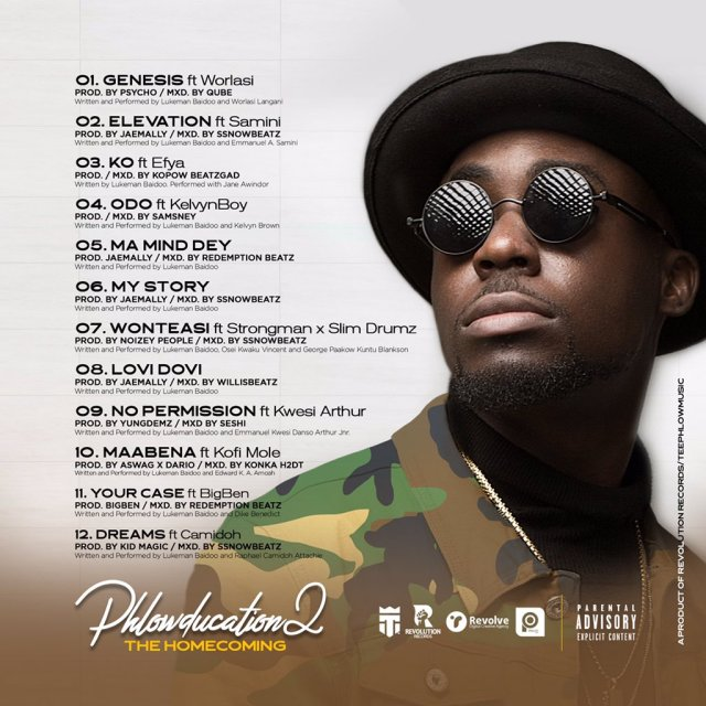 Download Teephlow Phlowducation 2 Full Album