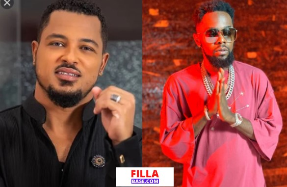 Van Vicker Singing Patoranking's Song 'Abule'