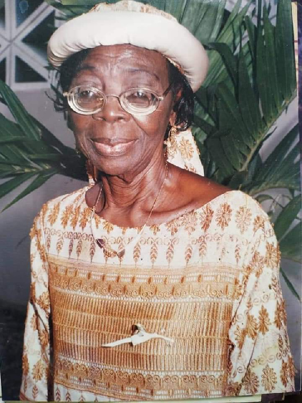 Rosemond Asiama: First Female Police Officer In Ghana's History Dies Aged 91