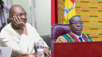 Alban Bagbin Tames Kennedy Agyapong In Parliament